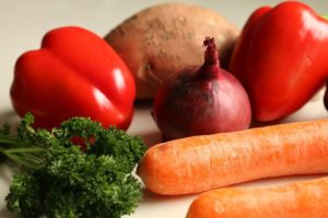 warzywa w lodówce