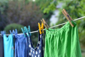 dorzucanie ubrań