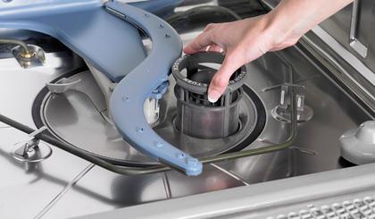 filtr zmywarka czyszczenie