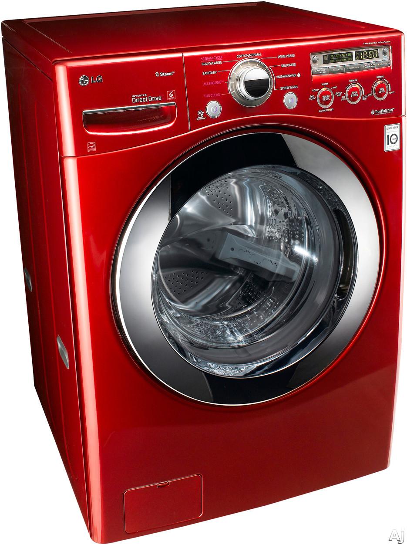 Washing Red Samsung ~ Urządzamy łazienkę czyli najlepsze kolorowe pralki