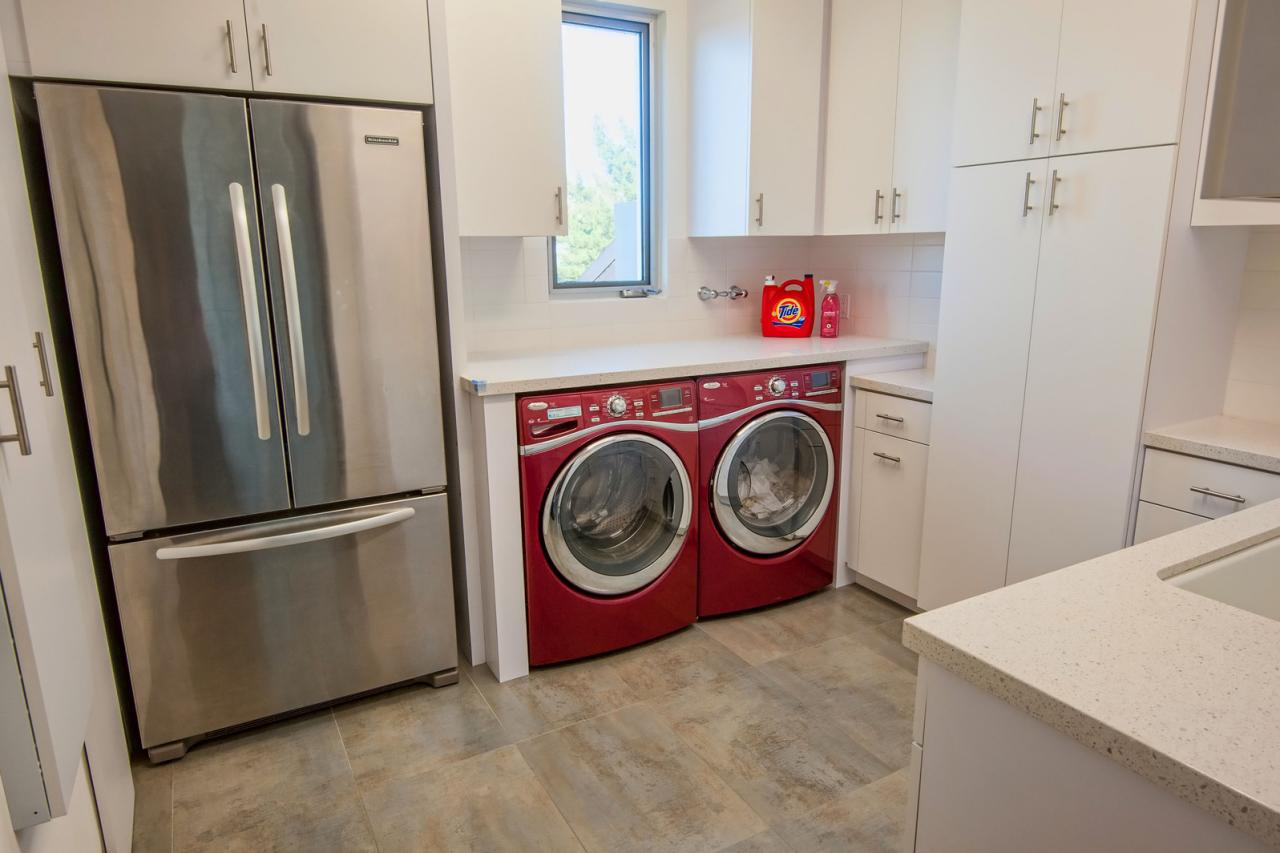5 sposob243w na ukrycie pralki w kuchni blog technikanpl