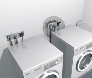 podłączenie pralki