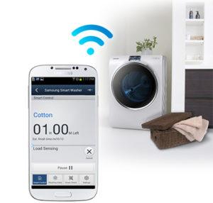 Popularne pralki z Wi-Fi