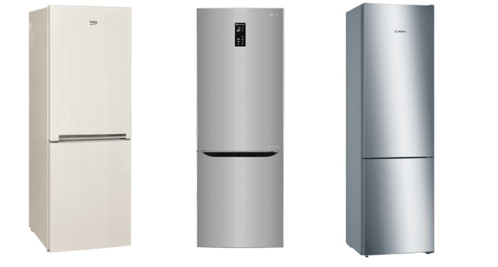 Porównanie lodówek: Bosch, LG, Beko