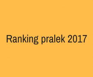 ranking pralek 2017