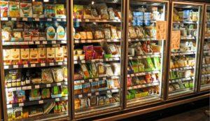 zepsute jedzenie w sklepie