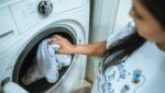 pleśń w pralce
